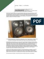 Curso de Caixas Acústicas Parte 1