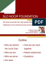 SLO Noor Clinic