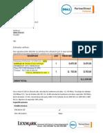Propuesta Cisco 9 de Enero 2014