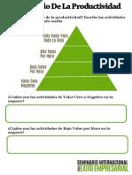 Piramide Productividad