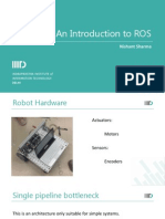 Robotics Operating System