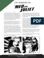 romeo&juliet plot summary