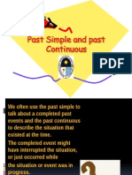Procase_simple Past vs Past Continuous