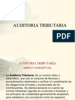 AUDITORIA TRIBUTARIA