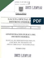 Manual de Dispositivos de Control de Transito Del DF_1