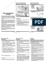Kidde Fire Systems Owner's Guide