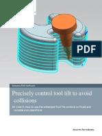 Tilt Tool Axis