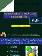 Síntesis de heterociclos Pentagonal