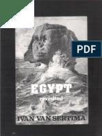 Egypt Revisitedmm-Ivan Van Sertima
