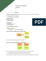 Estructura de Endeudamiento