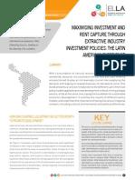 Damonte & Glave_Maximising Investment and Rent Capture