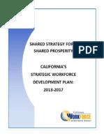 California Strategic Workforce Development Plan_2013-2017 (1)
