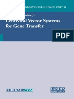 Lentiviral Vector System for Gene Transfer