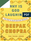 Why is God Laughing? by Deekak Chopra - Excerpt