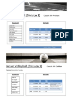 junior info sheets term 1 2015