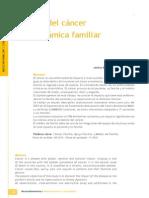 Artículo - Impacto Del Cáncer en La Dinámica Familiar