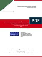 Efecto de La Microalga Isochrysis Galbana en El Cultivo Temprano de Larvas de Paralichthys Adspersus