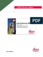 SurveyOffice UserManual En