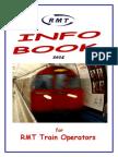 RMT Trains Booklet 2015