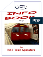 RMT Trains Booklet 2015