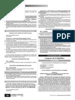 Suplemento Especial Decreto Ley