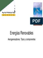 Aerogeneradores,Tipos y Componentes - Copia