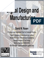 Digital Manufacturing