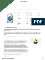 Sumber Lutein B Carotene Dalam Sayuran