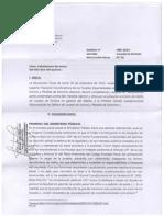 Resolucion Fiscal de Nadine Heredia de lavado de activos