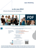 IGM Perfil Del Ama de Casa 2012