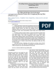 ITS Henry-Yosephine Transesterifikasi Minyak Kelapa Sawit Dengan Menggunakan Katalis Padat Dari Cangkang Keong Mas-libre