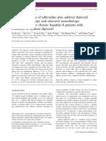 Efficacy and safety of telbivudine plus adefovir dipivoxil.pdf