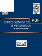 Introducción Al CECAM