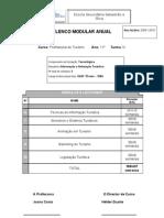 Elenco Modular Anual IAT 2009 2010