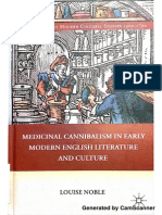Noble- Medicinal Cannibalism in Early Mo20140407115001573