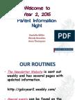 year 2-2015 parentinfonight
