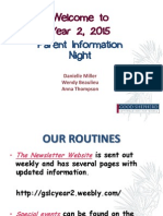 year 2-2015 parentinfonight