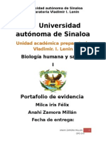 Portafolio de Evidencia Biologia Hy s