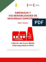 5. Estudio Detallado de Amenazas y Vulnerabilidades de Seguridad Específicas