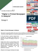 Digital vs Print Media