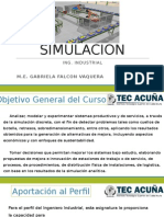 ENCUADRE de Simulacion