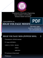 High Voltage MOSFETs - Copy