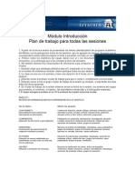Instrucciones Para Preparar Las Sesiones Del Módulo Introducción 14-1 Mtra Grajeda
