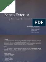 Banco Exterior