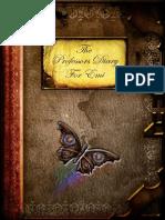 The Professors Diary Sample