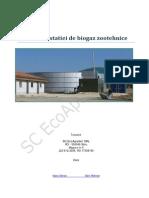 Descriere Biogaz
