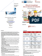 Flyer Energy Efficiency in Industry