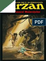 Edgar Rice Burroughs  - Tarzan din neamul maimutelor.pdf