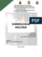 Simbologia Militar MAria Parra SCV- S01 Unefa