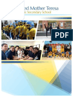 grade 8 brochure